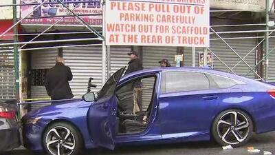 Balean a un joven hispano cuando subía a su auto en El Bronx