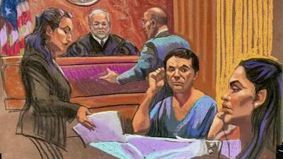 "Joaquin ""El Chapo"" Guzman sentenced to life in prison plus 30 years"