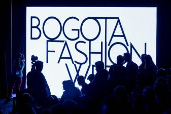 Backstage: En Bogotá aterrizó la moda