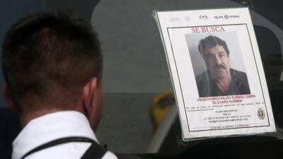 """Las cuentas pendientes de """"El Chapo"""" Guzmán"""