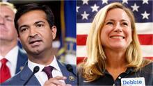 Carlos Curbelo pierde su escaño en el Congreso en una reñida contienda electoral ante la demócrata Debbie Mucarsel-Powell