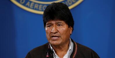 Evo Morales renuncia a la presidencia de Bolivia en medio de protestas y presión de las Fuerzas Armadas
