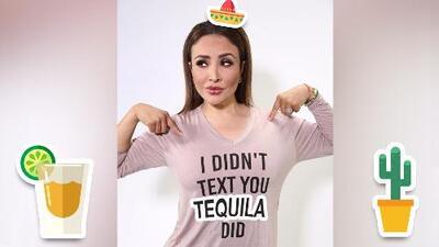 La Bronca revela el día que se puso una 'pedota' con tequila