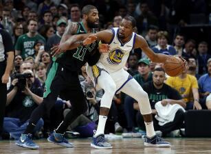 En fotos: los Warriors extienden su racha y frenan a los Celtics en el TD Garden