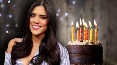 Despertamos de fiesta: Francisca Lachapel está de cumpleaños (fotos)
