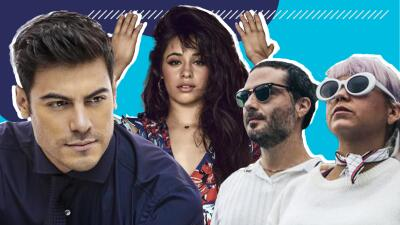 Camila Cabello, Carlos Rivera, Bomba Estéreo y más: mira las estrellas que estarán en los Latin GRAMMY 2017