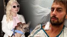 """Ryan Fischer vio cómo la perra de Lady Gaga regresó como """"un ángel"""" y se echó a su lado"""