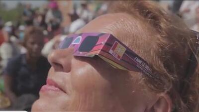Expectativas ante eclipse solar