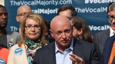 Un exastronauta aspira quedarse con el puesto por Arizona que dejó John McCain en el Senado