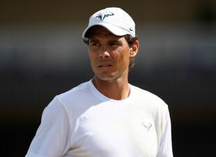El comienzo de Wimbledon tiene polémica por las siembras en el cuadro masculino