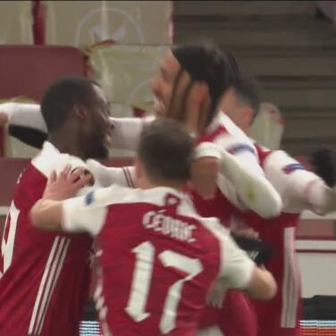 ¡Dramatismo hasta el final! Arsenal y Slavia Praga empatan con estos goles