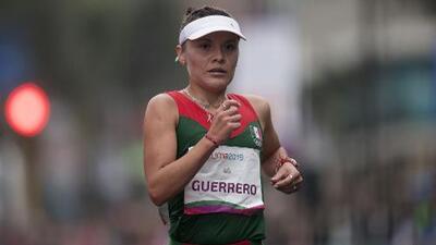 México, sin medallas en marcha 20 km de los Panamericanos