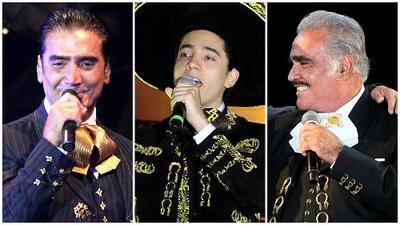 Sin la presencia de Vicente ni Alejandro, así fue el primer palenque de Alex Fernández Jr.