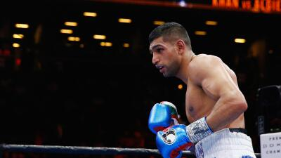 Amir Khan confirma pelea con Manny Pacquiao en Arabia Saudita