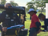 Empresario mata a tiros a perro que le movió la bola en campo de golf en Río Grande