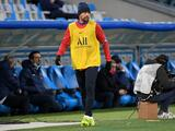Neymar está listo para enfrentar al Barcelona en la Champions