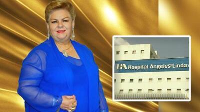 Paquita la del Barrio se encuentra en terapia intensiva por una complicación pulmonar