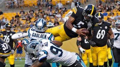 Pittsburgh y Miami lucen; Patriots gana y Dallas cae de nuevo en cierre de pretemporada
