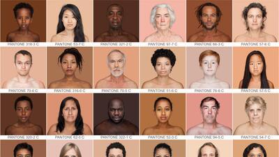 ¿Qué color es realmente el color carne?