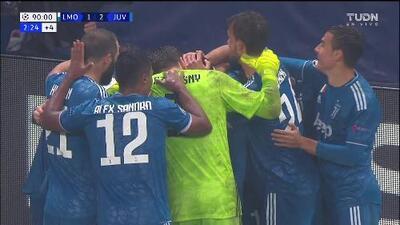 ¡Se lo lleva la Juventus! Douglas Costa marca tras espectacular jugada