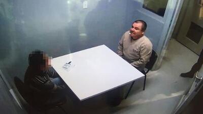 Ni fuga ni atascos en Nueva York: el juez pide que 'El Chapo' comparezca por videoconferencia