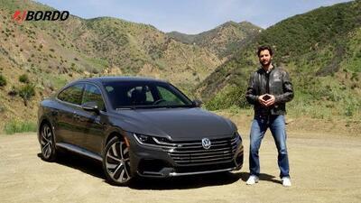 Prueba: Volkswagen Arteon 2019