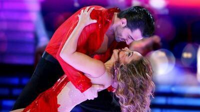 Adamari López y Toni Costa: el romance en la pista que dejó a todos con la boca abierta