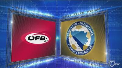 Austria 0 – 0 Bosnia y Herzegovina – UEFA Nations League – Liga B - Grupo 4 - Resumen completo