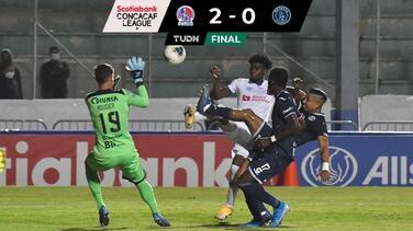 Olimpia derrota al Motagua y avanza a las Semifinales
