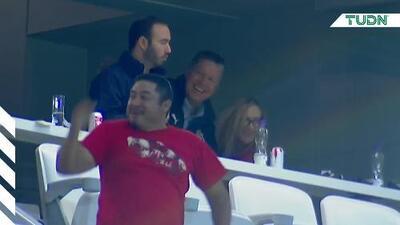 Se desata la euforia de Ricardo Peláez por sus Chivas