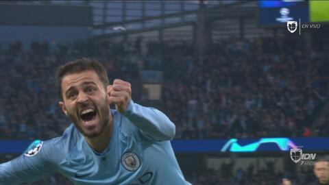 Con estos goles el Manchester City lo empató 2-2 ante el Tottenham