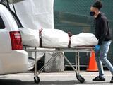 Se acumulan los muertos por el covid-19 en Fresno: la morgue recibe más bolsas y refrigeradores