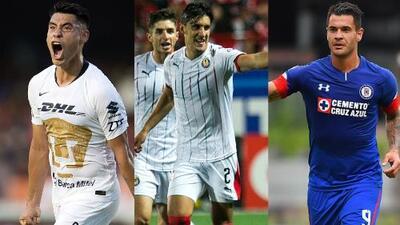 Los debuts prometedores de los refuerzos en la Liga MX