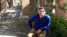 Seis días después de graduarse de secundaria, este hispano obtuvo su licenciatura en Administración de Empresas