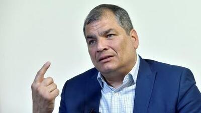 Expresidente ecuatoriano Rafael Correa confirma que Assange intervino en las elecciones estadounidenses de 2016