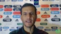 Jaime Lozano destacó el gran nivel de varios de sus jugadores del Tri