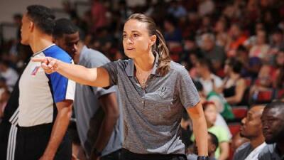 Becky Hammon, muy cerca de ser la primera entrenadora en la NBA
