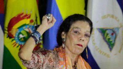 """Vamos con todo"": filtración desvela que Rosario Murillo ordenó aplastar las protestas en Nicaragua"