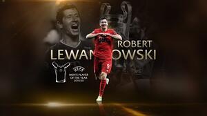 Lewandowski y Bayern arrasaron premios a lo mejor de Champions