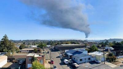 La calidad del aire regresa a la normalidad tras la emergencia en la zona de refinerías