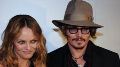 Vanessa Paradis enfrenta los rumores de su separación de Johnny Depp