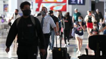 Así se preparan los aeropuertos de Houston para garantizar la seguridad de los pasajeros en Acción de Gracias