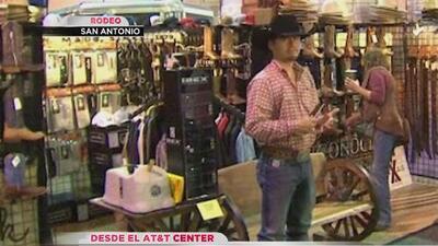 Univision 41 presente en Rodeo San Antonio
