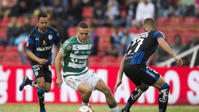 Cómo ver Santos Laguna vs. Querétaro en vivo, por la Liga MX 21 Abril 2019