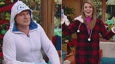 DAEnUnMinuto: Alan quiere 'likes' como Maluma, y Carolina Sarassa nos modeló su pijama