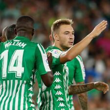 En fotos: Betis concreta voltereta sobre Leganés y suma sus primeros puntos