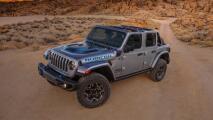 Jeep Wrangler 4xe 2021, la nueva variante híbrida enchufable del popular todoterreno