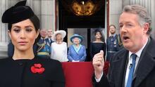 Piers Morgan exige a Meghan Markle que identifique por nombre a los que le hicieron daño en la familia real