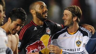 ¿Quiénes han sido los futbolistas mejores pagados en la MLS?