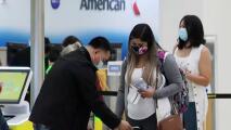 Aumentan la seguridad en aeropuertos ante la amenaza de disturbios previo a la juramentación de Biden
